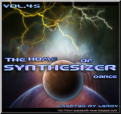 THE HOME OF SYNTHESIZER DANCE -VOL 45