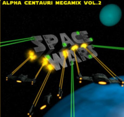 Various Artists - Alpha Centauri Megamix Vol.2