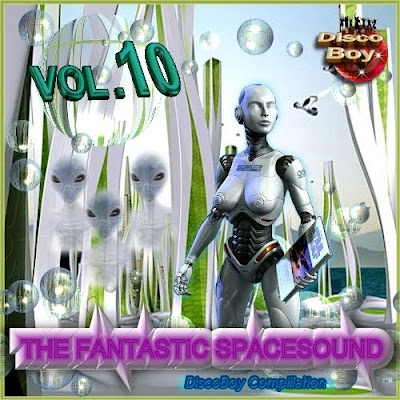 The Fantastic Space Sound vol.10
