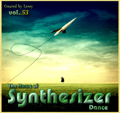 Cover Album of THE HOME OF SYNTHESIZER DANCE vol.53