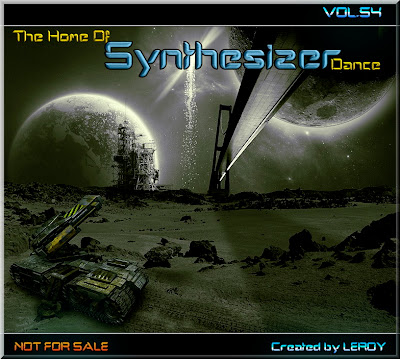 THE HOME OF SYNTHESIZER DANCE vol.54