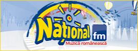 Asculta muzica romaneasca la National Fm.