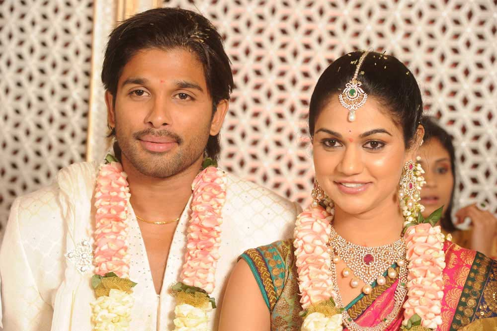 Allu Arjun & Sneha Reddy marriage on March 6th at Hitex | Telugu ...