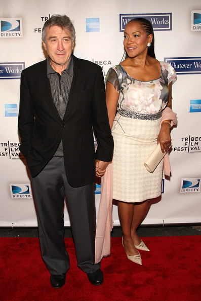 Robert de niro amp wife grace hightower