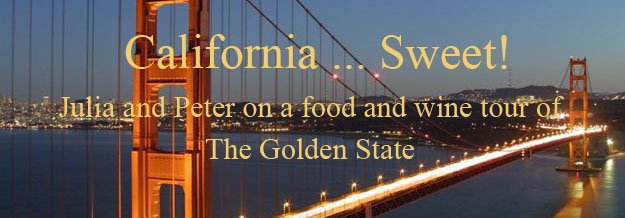 California - Sweet!