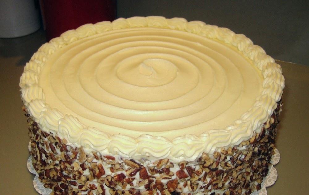Cream Cheese Layer Cake