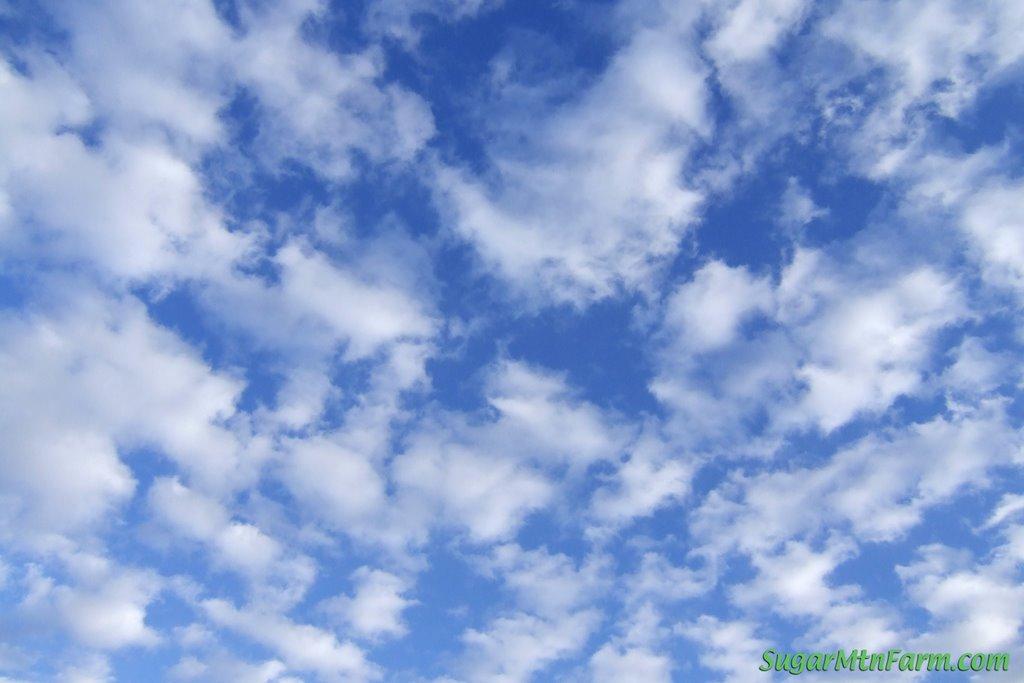 mountains sky light clouds - photo #36