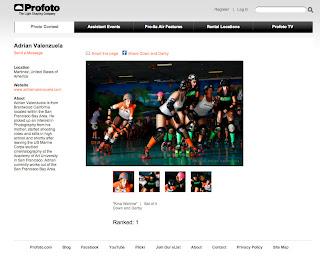Adrian Valenzuela Photography, Profoto Pro-8, Adrian Valenzuela, Roller Derby Photography, California Roller Derby