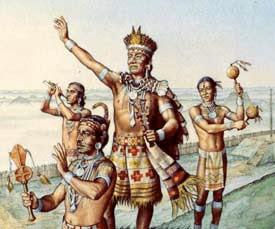 Yamasee Indians