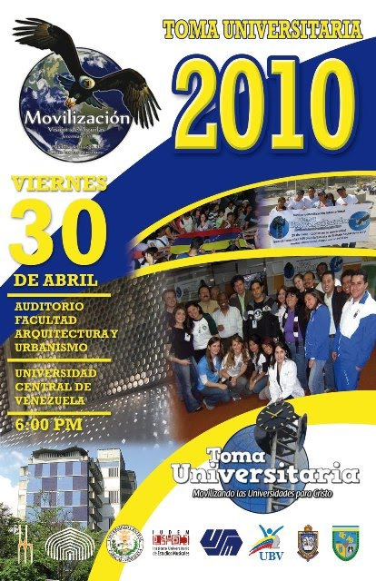 TOMA UNIVERSITARIA 2010