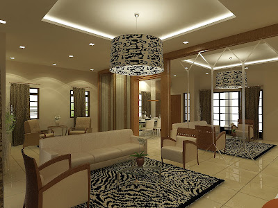 Others 3d view for private bungalow