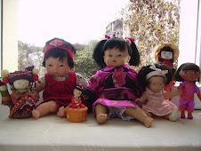 Tes poupées...