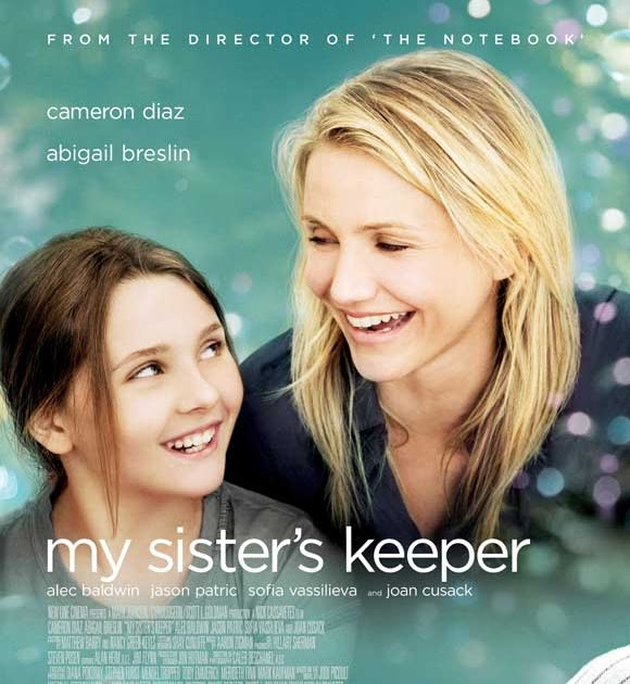 the movie my sister s keeper essay My sister's keeper is a novel written by jodi picoult in 2004 and revolves around a 13-year old girl called anna fitzgerald who was born for the purpose of aiding her sister in her recovery from leukemia by donating cells and organs.