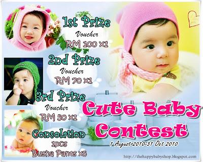 Cute Baby Picture Contest on Travissh Aldrich   Contesto