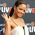 Christina Milian at Bacardi B-Live Concert in Miami