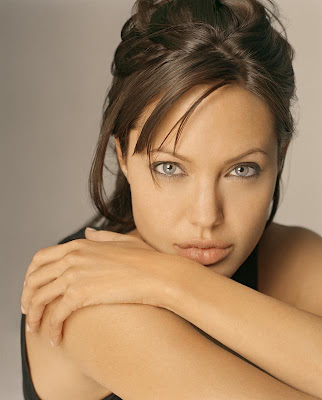 angelina jolie tattoos wanted movie. Angelina Jolie hot #39;Peachy