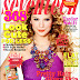 Taylor Swift cover girl of Seventeen Magazine - May 2009