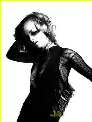 Emma Watson Unveiled  Sexy pictures from Interview Magazine - May 2009
