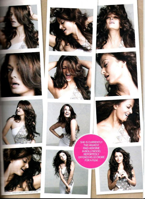 aishwarya rai fashion hair