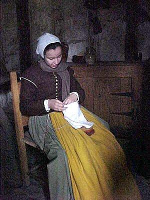Female Pilgrim ancestors