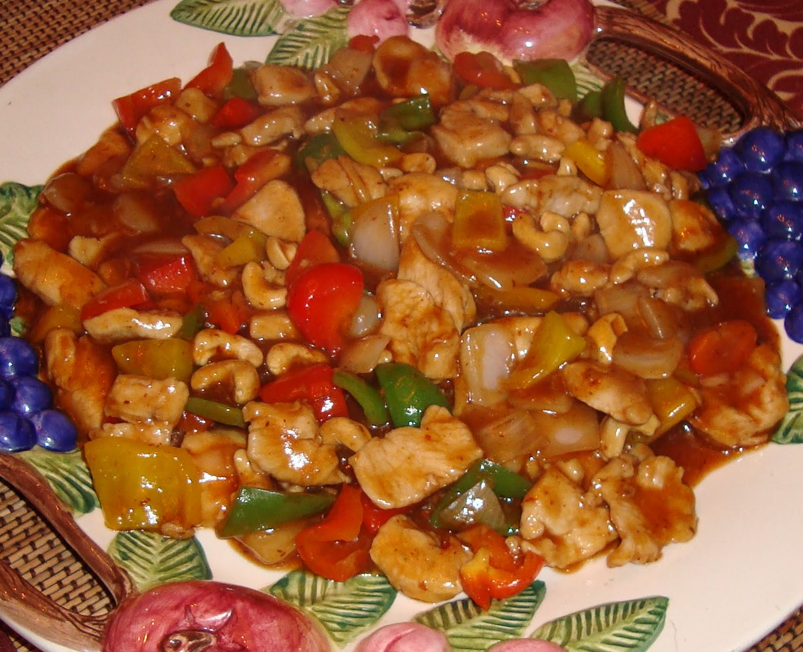 Chinese Food Fix: Kung Pao Chicken