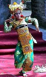 """Tari Legong """"Bali-Province"""""""