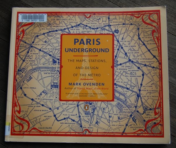 in recent years there has been a tremendous and arguably kind of strange surge in interest in transit maps mark ovendens paris underground is subtitled