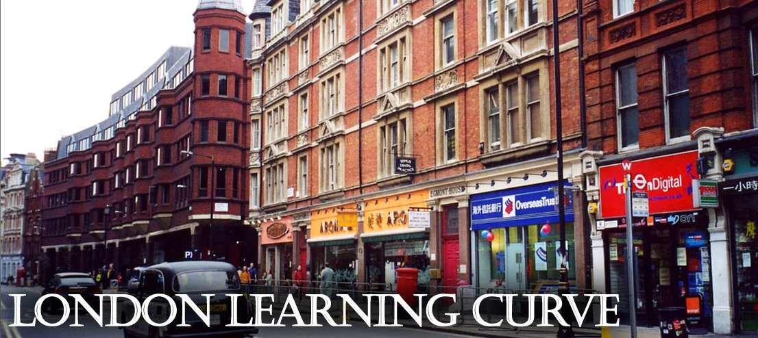 london learning curve