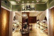 Execução de projeto da loja La Façon