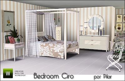 21-05-10 Bedroom Ciro