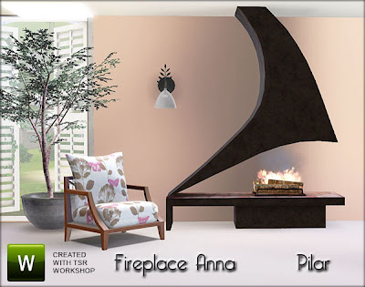 10-09-10 Set Fireplaces