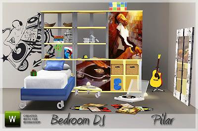 10-12-10 Bedroom D.J