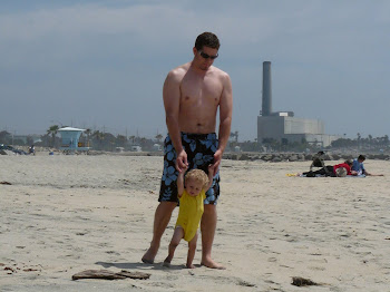 The love's of my life- Ryan, Jeremiah and the beach
