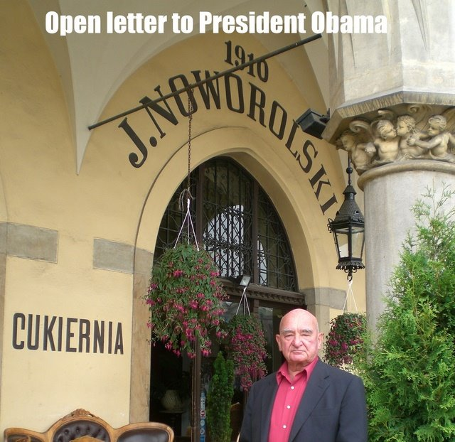 Open Letter to President Obama
