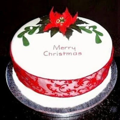 poinsettia christmas 2009 special cakes desktop backkgrounds cool pics photos gallery reindeer cakes santa claus merry christmas