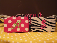 Baby Flat Wallets with Monogram $13