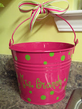 Personalized Bucket $15