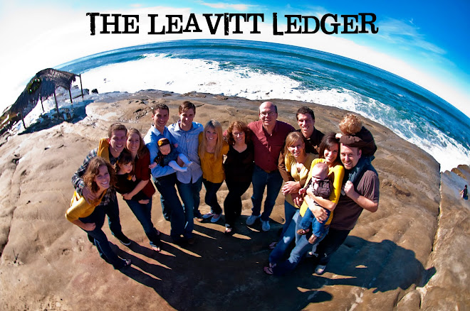 The Leavitt Ledger