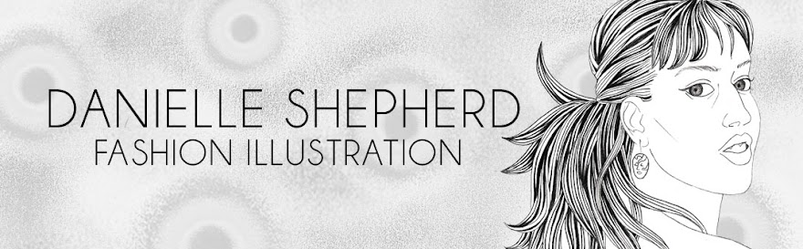 Danielle Shepherd Fashion Illustration