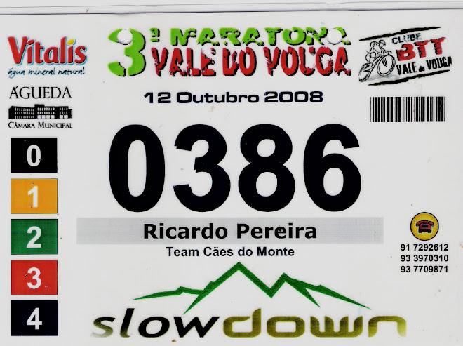 3ª Maratona Vale do Vouga