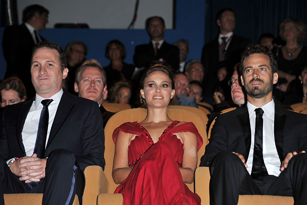 Portman was engaged with Black Swan choreographer Benjamin Millepied.