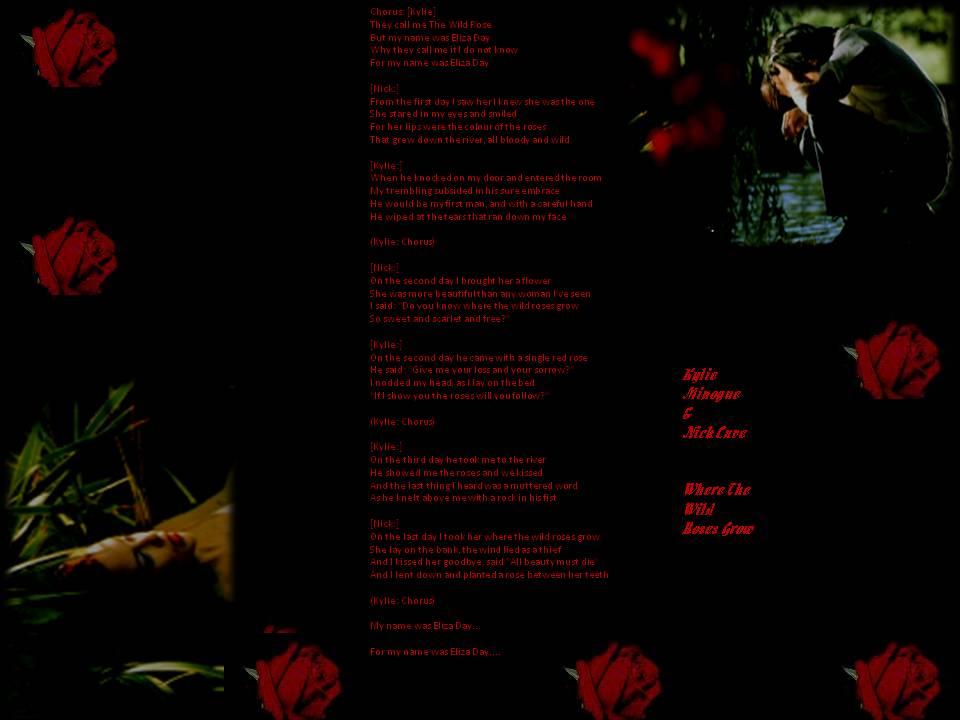 Pop/folk Kylie+Minogue+%26+Nick+Cave+-Where+The+Wild+Roses+Grow