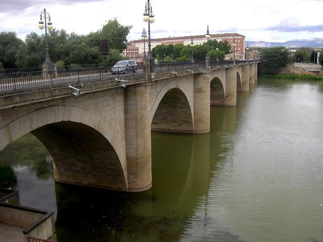 Etapa 6- Los Arcos - Logroño
