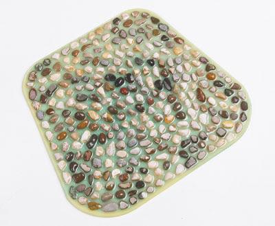 Casasplendente tappetini antiscivolo per box doccia jacuzzi