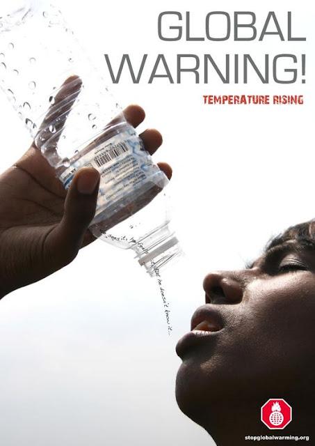20 Creative Warning for Global Warming