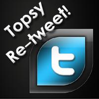 Trick SEO Twitter Share Wars: Topsy Retweet Counters