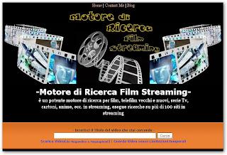 Motore di ricerca film streaming