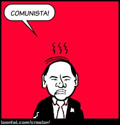 Berlusconi: Comunista!