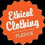 The ethical clothing pledge
