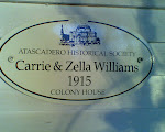 CARRIE &amp; ZELLA WILLIAMS